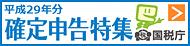 国税庁 確定申告特集